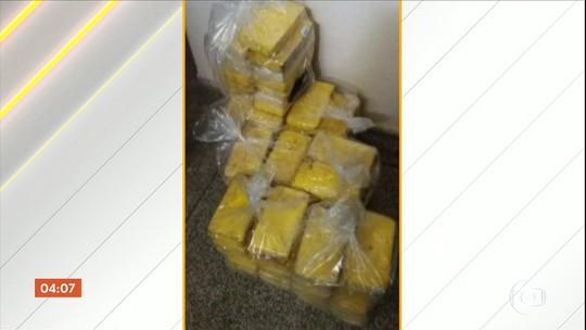 Delegado é preso por suspeita de furtar 101 kg de cocaína em Aquidauana (MS)