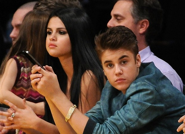 Selena Gomez e Justin Bieber (Foto: Getty Images)