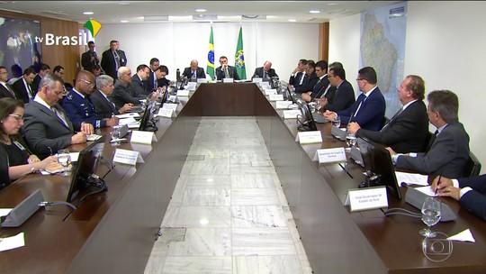 Governadores da Amazônia Legal querem ajuda com soberania respeitada