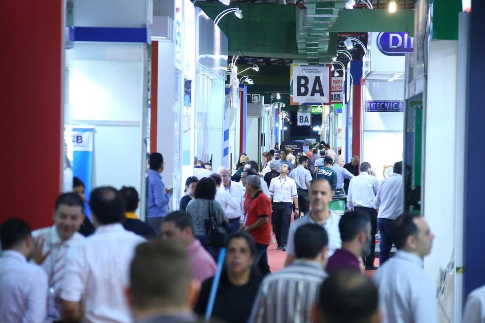 Fenasucro & Agrocana começa nesta terça-feira com expectativa de receber 35 mil visitantes em Sertãozinho (Foto: Rafael Cautella/Divulgação)
