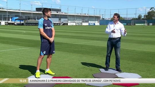 """""""Papo de Gringo"""" com Kannemann: Grêmio, seleção argentina e títulos"""