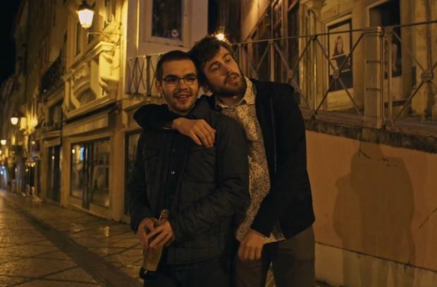 Cena do filme 45 Dias Sem Você (Foto: Divulgação)