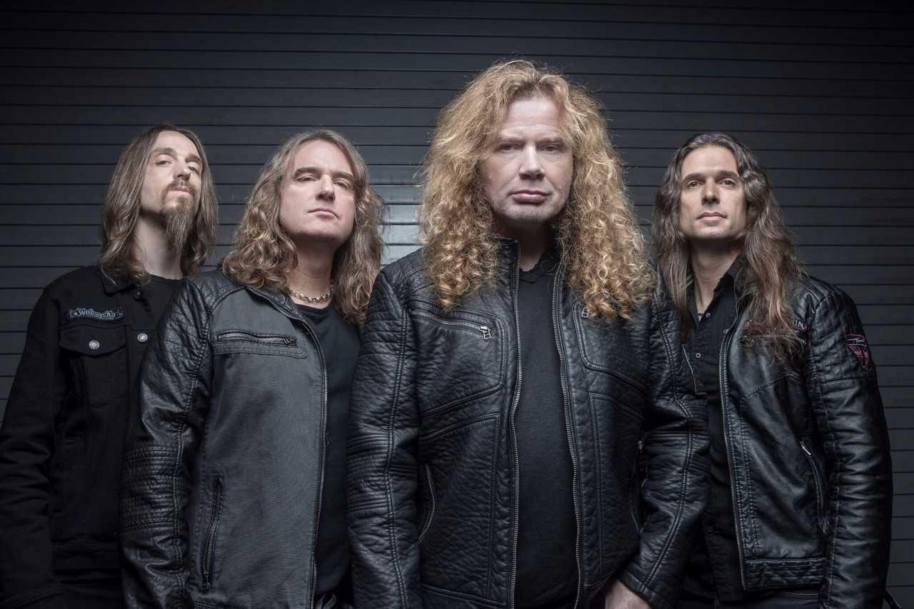 Megadeth confirma shows e puxa agenda do segundo semestre ... 370f115cd56