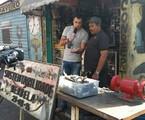 Joaquim Lopes grava com Berbela | Divulgação