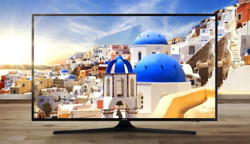 Samsung KU6000 tem sistema de áudio Dolby Digital de dois canais (Foto: Divulgação/Samsung)
