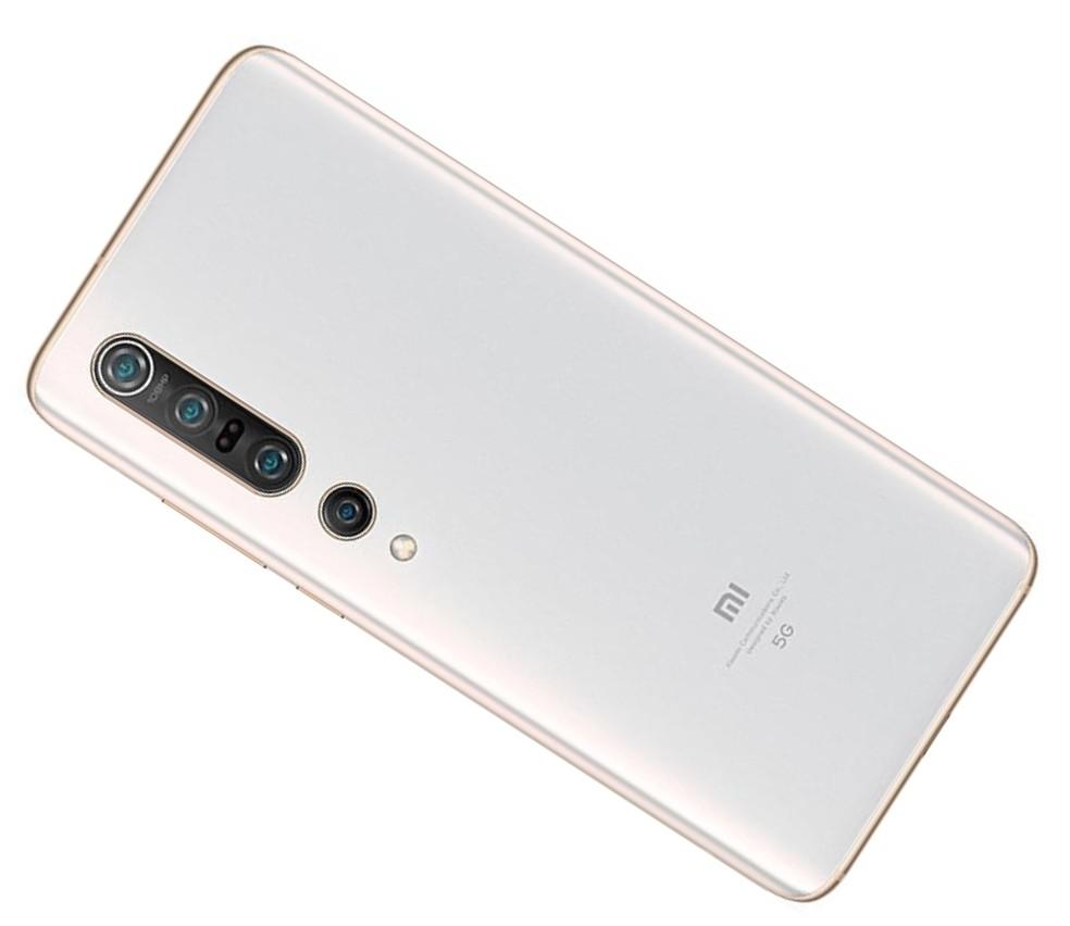 MI 10 Pro vem com chip Snapdragon 865 e memória RAM até 12 GB — Foto: Reprodução/GSM Arena