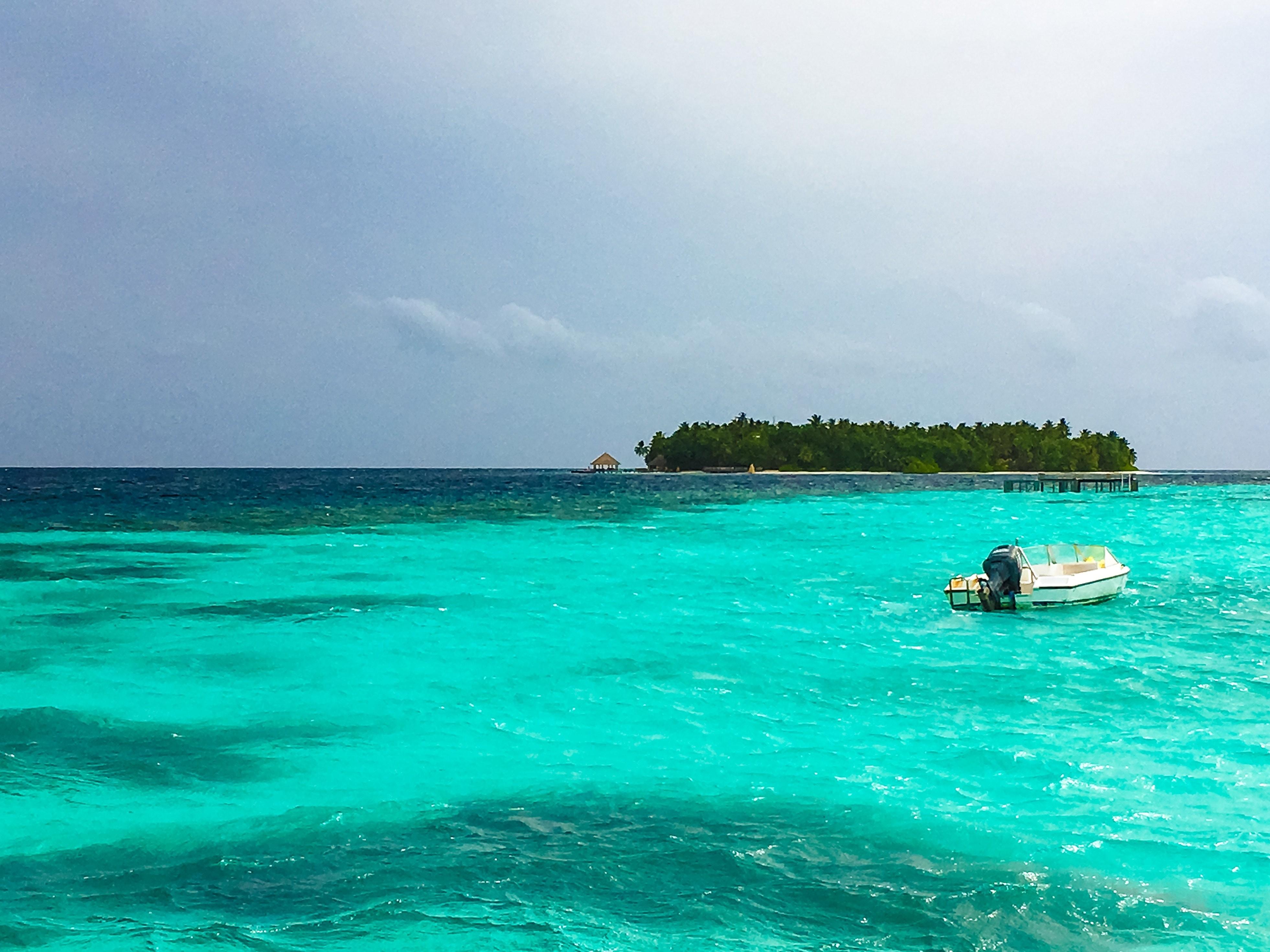 Pesquisadores afirmam que as Ilhas Maldivas têm uma grande quantidade de microplásticos (Foto: Pexels)