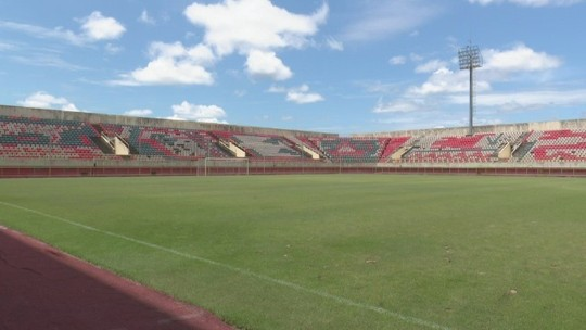 Veja como estão os palcos do Campeonato Acreano 2019: Florestão e Arena da Floresta