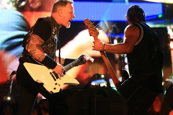 Metallica  (Foto: Getty Images)