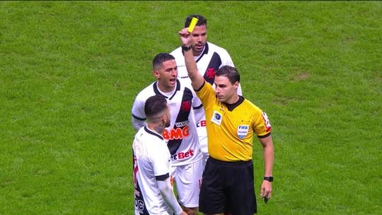 Após polêmica com VAR, Vasco vai entrar com pedido para impugnar derrota para o Grêmio