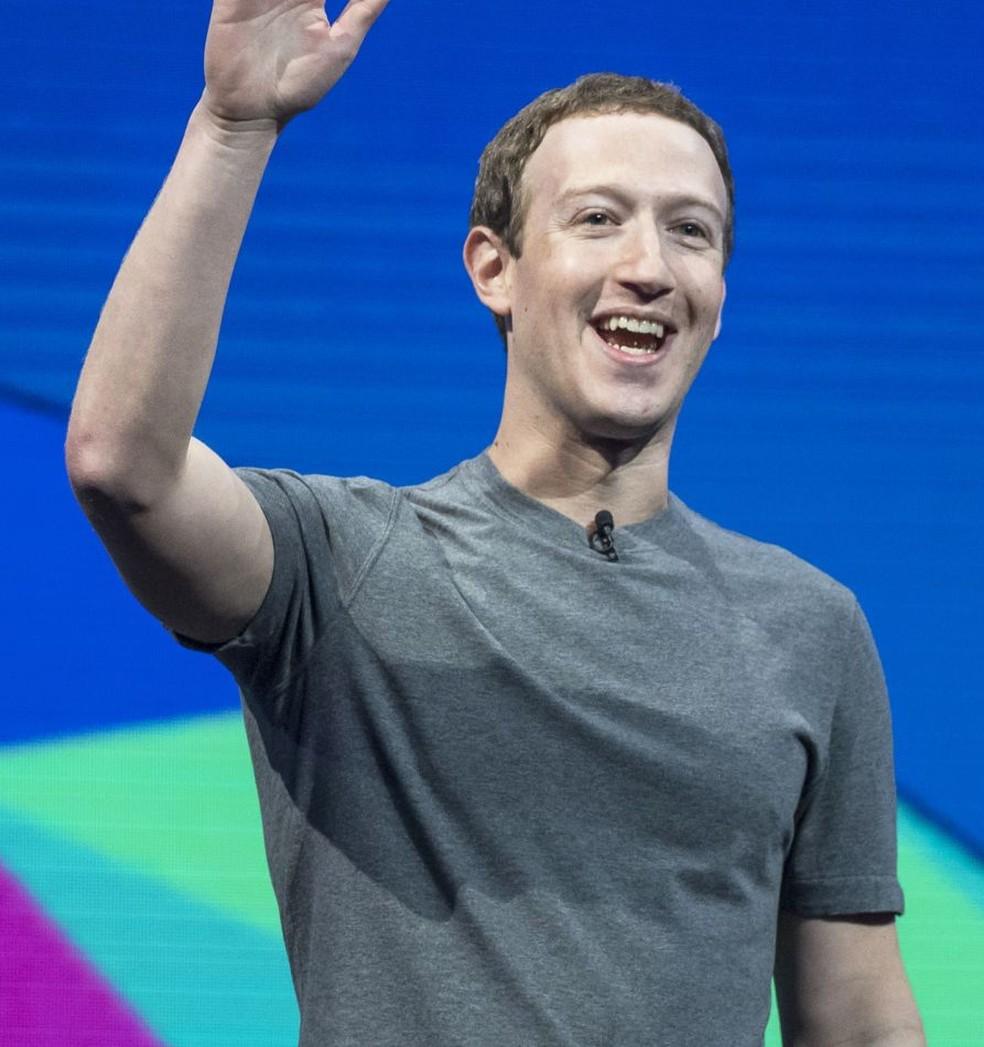 Mark Zuckerberg — Foto: Getty Images