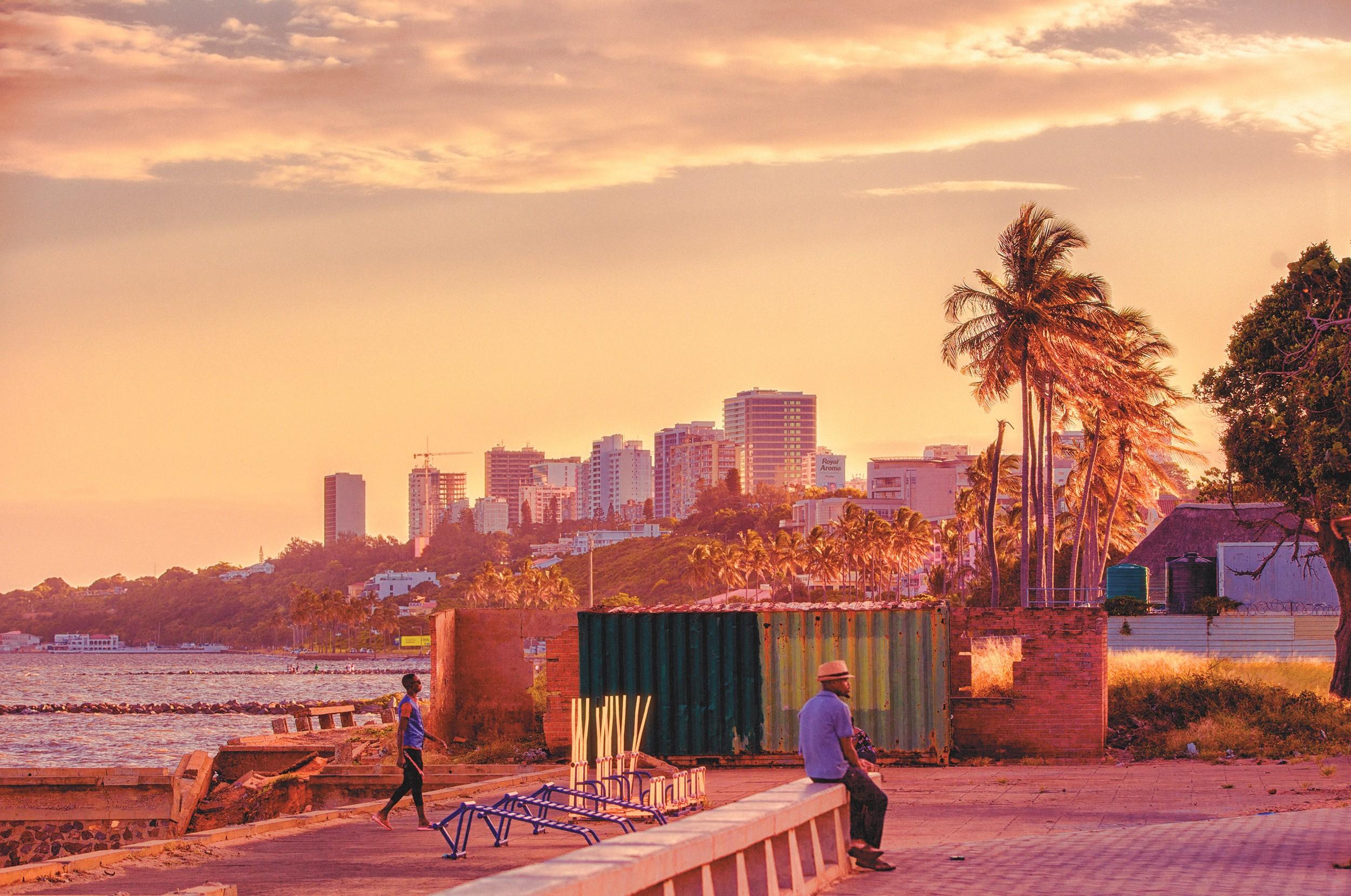 Moçambique  (Foto: Divulgação)