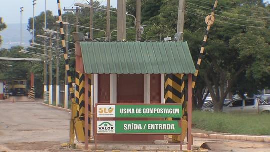 Vizinhos da Usina de lixo do P.Sul, em Ceilândia, reclamam do mau cheiro