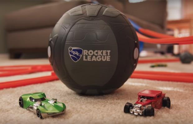 Rocket League ganha versão de verdade com carrinhos da Hot Wheels (Foto: Divulgação)