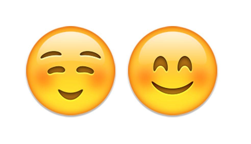 Rostos Sorridentes indicam felicidade — Foto: Reprodução/TechTudo