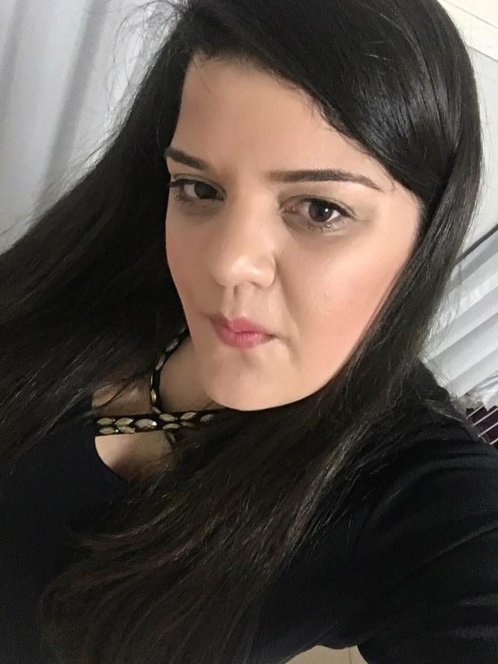 Raienne Dantas de Assunção Brandão foi encontrada morta dentro de uma casa em Currais Novos, no RN; perícia encontrou marcas de esganadura — Foto: Cedida