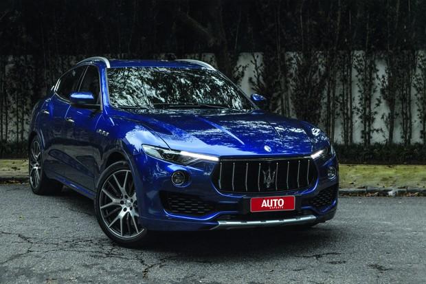 Para o alto e Levante: o que o SUV da Maserati tem para custar R$ 790 mil