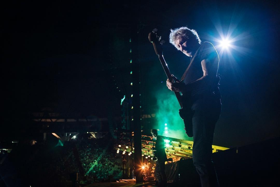 Roger Waters (Foto: Reprodução / Instagram)