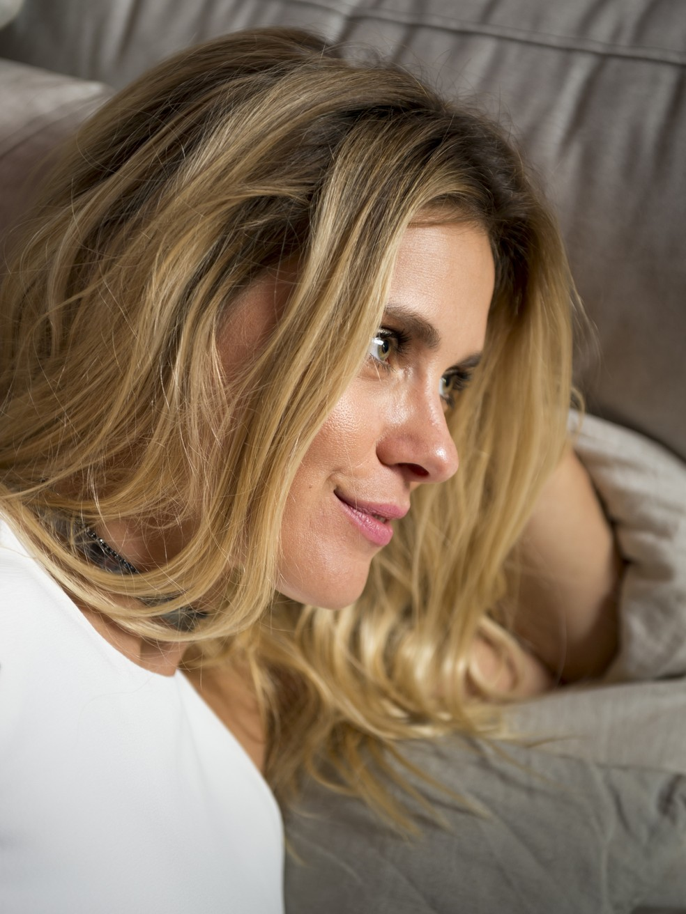 Carolina Dieckmann (Foto: Globo/João Miguel Junior)