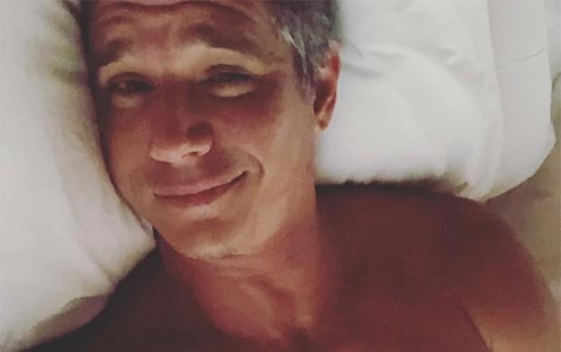 Márcio Garcia (Foto: Reprodução / Instagram)