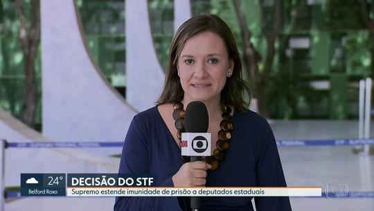 Alerj não vai votar revogação da prisão de deputados eleitos, diz André Ceciliano
