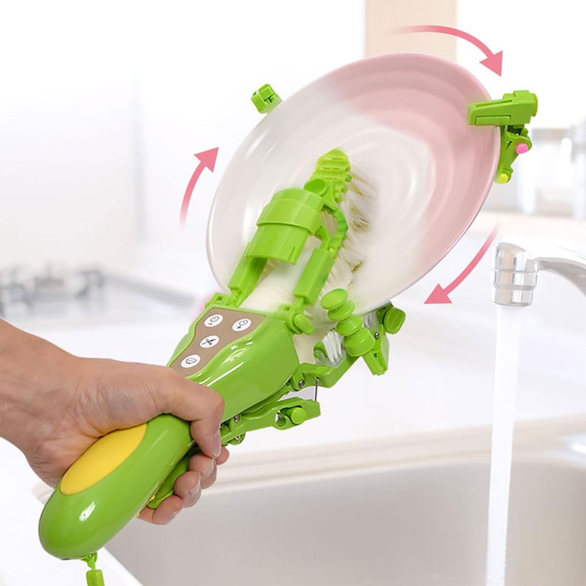 Tem Na Web - Conheça o Kuru Sara Wash, robô que lava as louças da sua casa