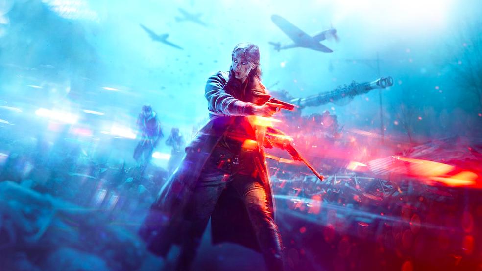 Battlefield V segue mais barato na PSN — Foto: Divulgação/EA