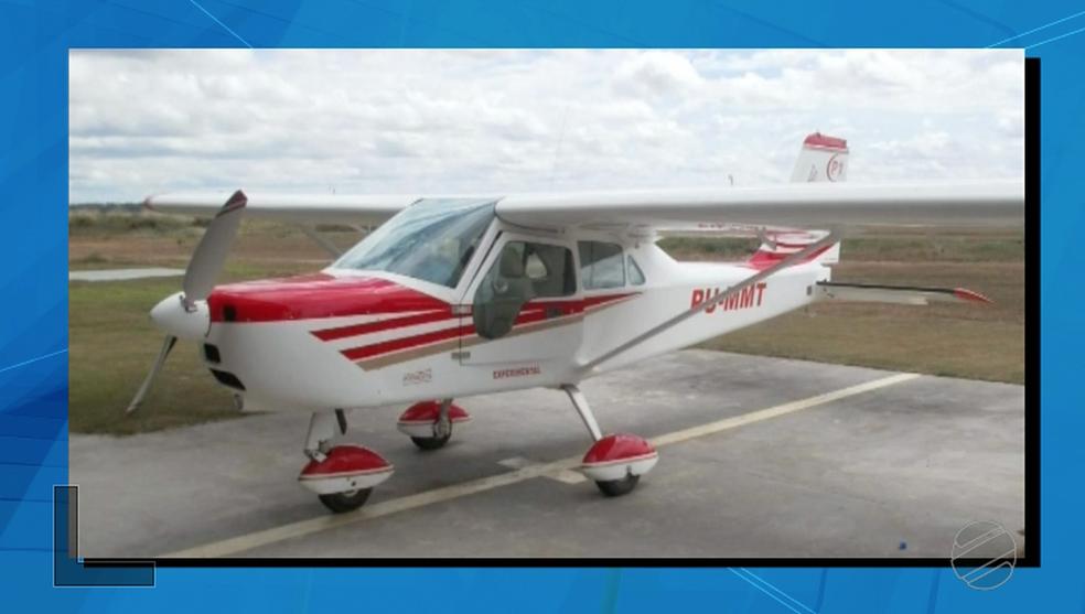 FAB encntrou destroços da aeronave, de prefixo PU-MMT, na terça-feira (12) (Foto: TVCA)
