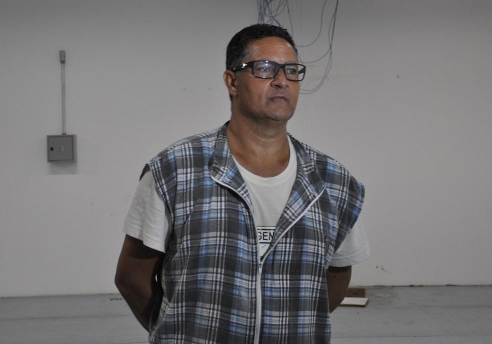 Samuel Esteves, comandou o Operário Ltda no Mato-grossense 2017 (Foto: Derik Bueno/TVCA)