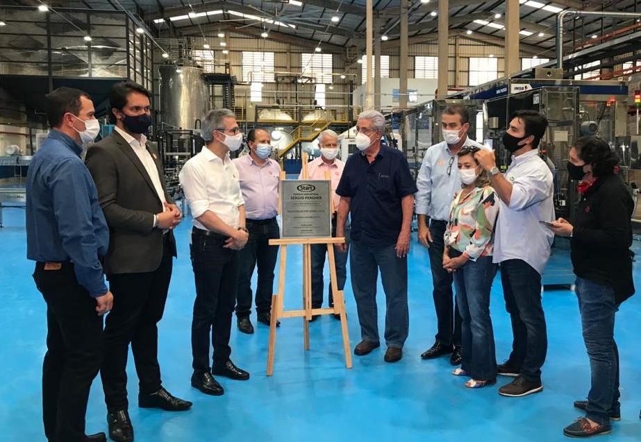 Em vista a Uberlândia, Romeu Zema  acompanha vacinação e anuncia benefícios fiscais ao setor de reciclagem