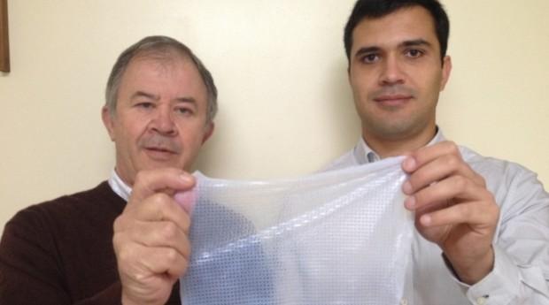 João Carlos Moreschi e Thiago Rossetto da Vuelo Pharma (Foto: Divulgação)