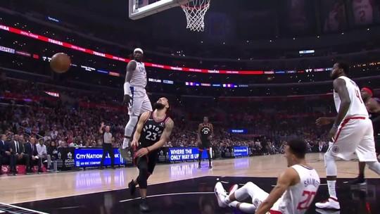 No reencontro de Kawhi com os Raptors, Clippers respiram no fim e levam a melhor em Los Angeles