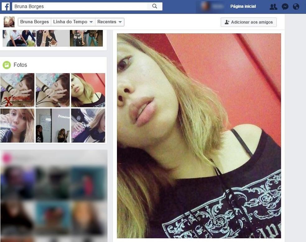 Bruna tinha 19 anos e cursava ciências sociais na Ufac  (Foto: Reprodução/Facebook)