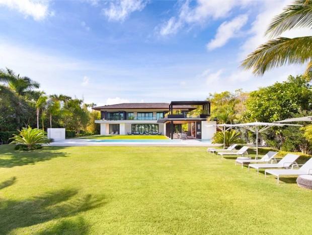 Nova mansão de DJ Khaled (Foto: Douglas Elliman Real Estate/Divulgação)