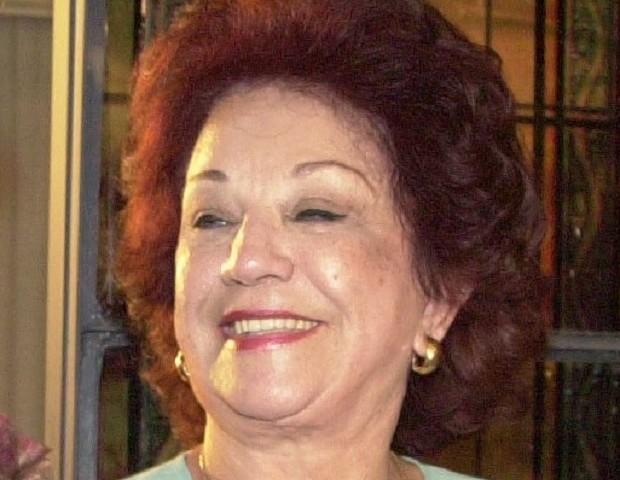 Lolita Rodrigues, como Isabelita, em Kubanacan (Globo, 2003) (Foto: Divulgação/TV Globo)