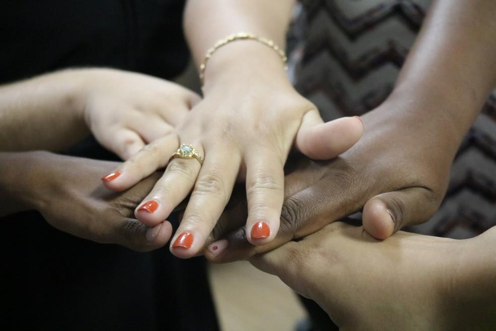 Pesquisa mostra percepção de negros sobre o mercado de trabalho e temas atuais — Foto: Andrê Nascimento/G1