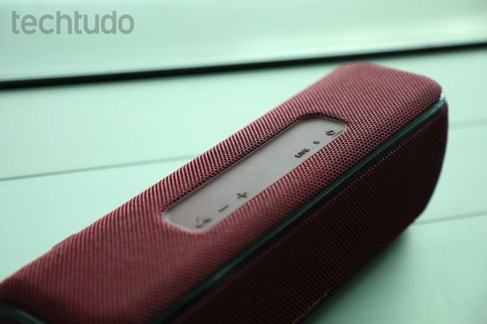 Sony XB41 (Foto: Yuri Hildebrand/TechTudo)