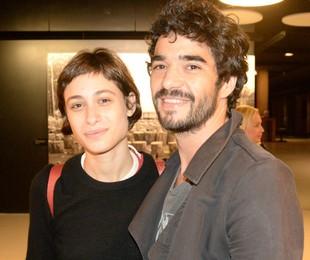 Luisa Arraes e Caio Blat | Mariana Muller