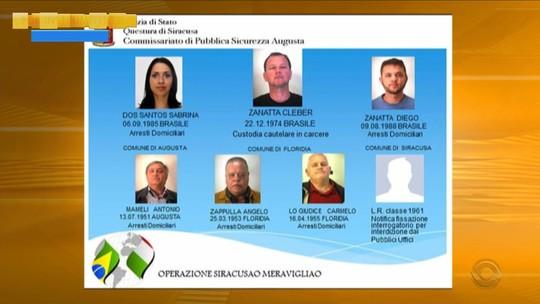 Três catarinenses são presos na Itália suspeitos de envolvimento em esquema de cidadania ilegal