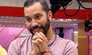 Jacira Santana, mãe de Gilberto, conta que ele pretende abrir um restaurante para ela e ajudar as irmãs a comprarem suas casas. 'Ele é muito cuidadoso com dinheiro', opina | Globo