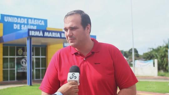 Secretaria de Saúde apura suspeita de surto de conjuntivite em Humaitá, no AM
