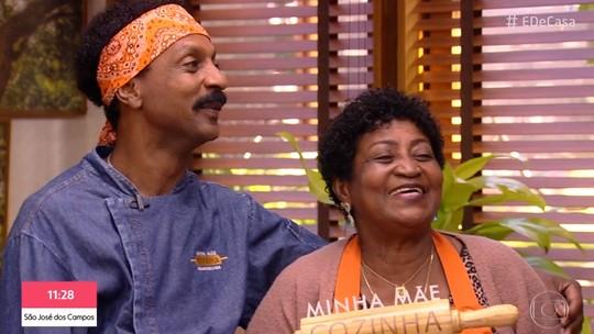 Luís Miranda vence disputa no 'Minha Mãe Cozinha Melhor Que a Sua'