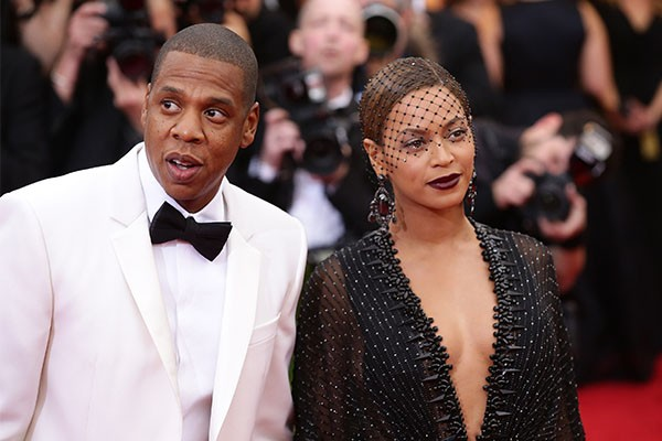 Beyonce e Jay-Z (Foto: Getty Images)