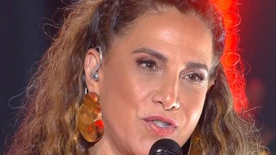 Totia Meireles diz como escolhe as músicas: 'Eu gosto de um drama'