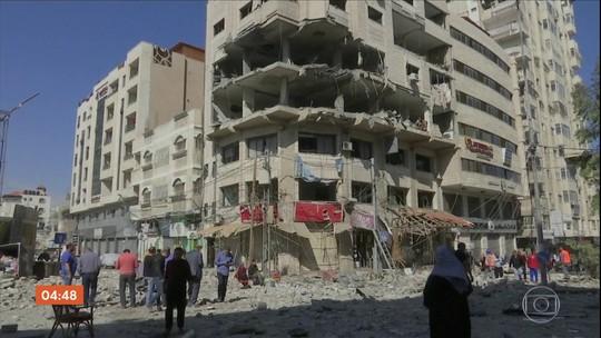 Autoridades palestinas confirmam acordo de cessar-fogo com Israel