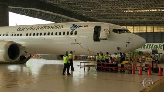 Companhia da Indonésia cancela encomenda de 49 aviões da Boeing