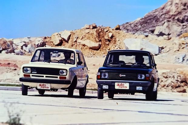 O Rallye agora também é oferecido na cor preta. (Foto: Saulo Mazzoni)