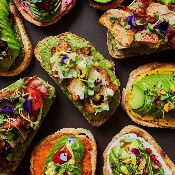 Avocado Toast (Foto: Reprodução/Instagram)