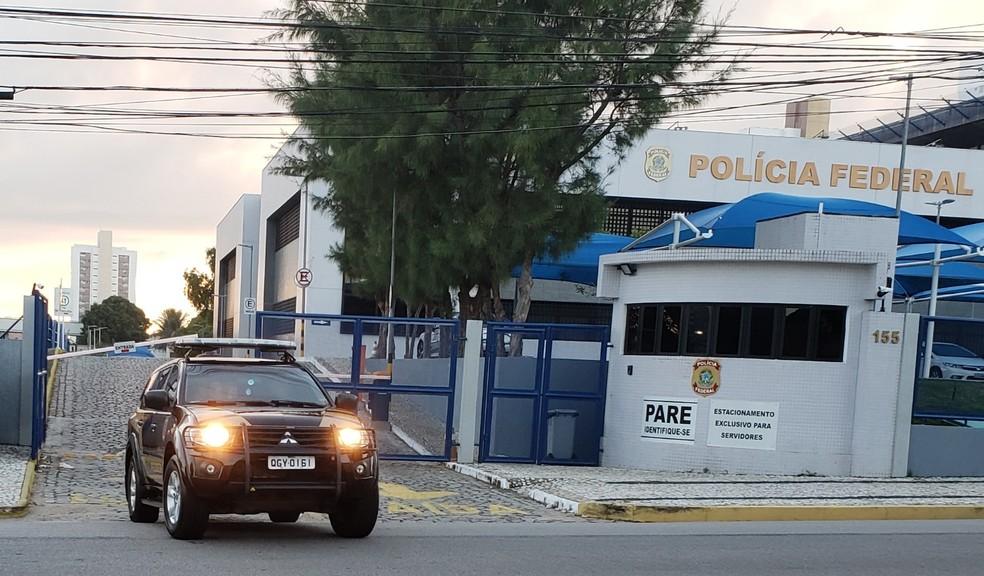 Polícia Federal RN — Foto: PF/divulgação