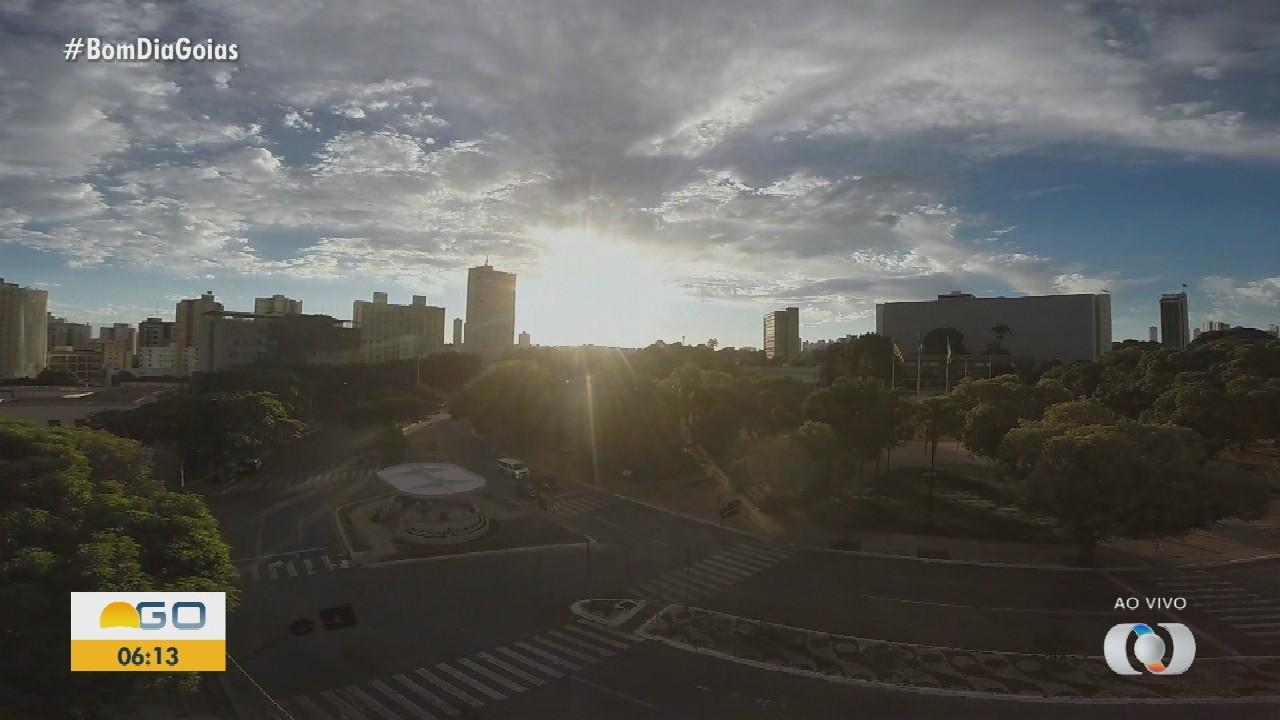 Veja como fica o tempo em Goiânia
